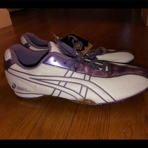 ASICS women's track and field spikes